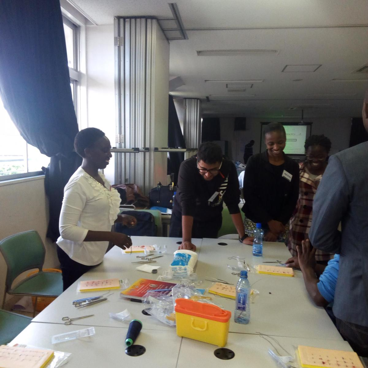 EMERGENCY OBSTETRICS AND NEONATAL CARE TRAINING | School of